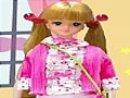 Barbie oblíkačka 4 online game