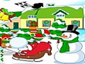 Santa Claus online game