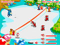 Snow Throw online game