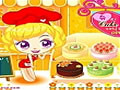 Sue Cake House online game