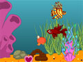 Bratz babyz Fish Tank online game