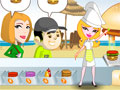 Burger Run online game