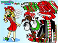 Christmas Angel online game