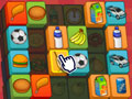 Mahjong Burger online game